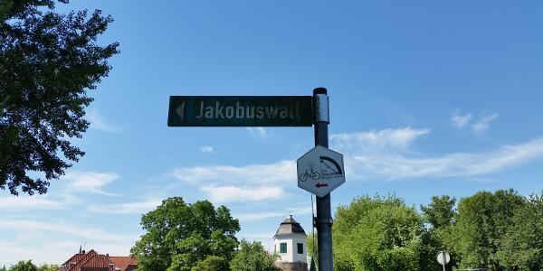 Jakobswall in Kalkar