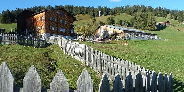 Erlebnisbauernhof 'Chrüzhof', mit Einkehrmöglichkeit