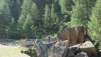 Brücke beim Gasthof Fiegl