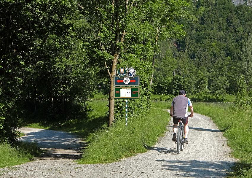 Kiefersfelden Wasserrunde: Kieferer See, Hödenauer See, Kreuthsee, Kieferbach