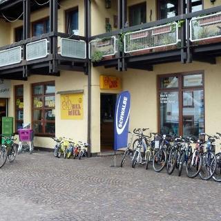 Schleifenroute Bike Mike Fahrradladen in Grötzingen
