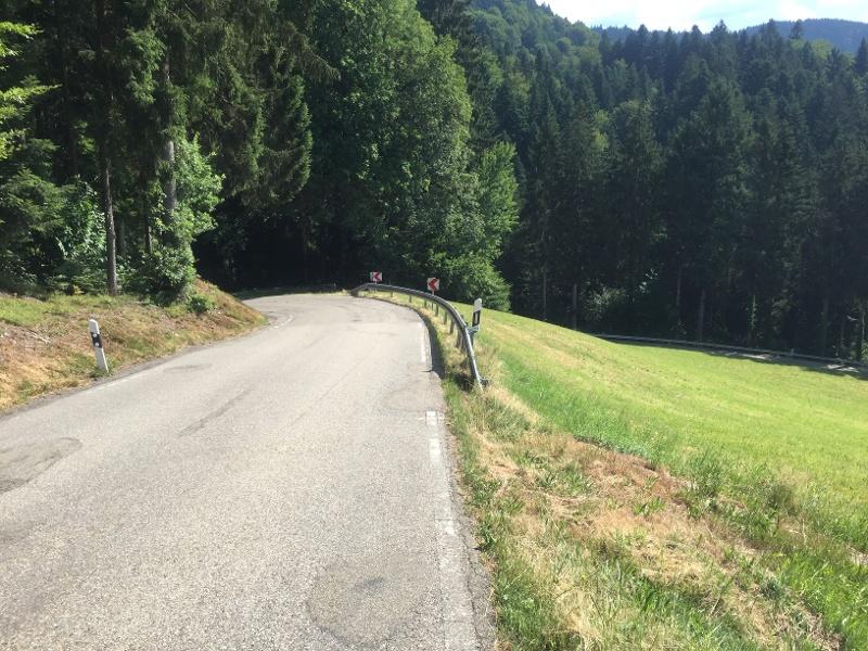 Offenburg RR Tour 4 - Durch die Tiefen des Schwarzwaldes