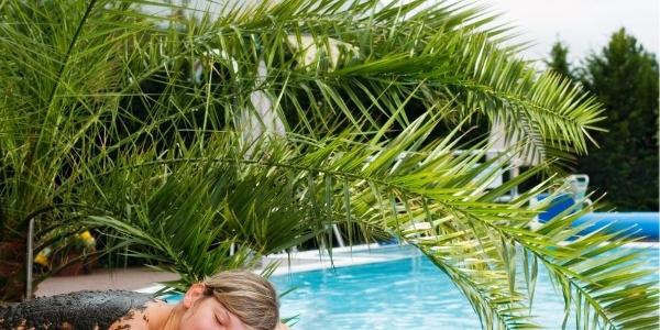 Entspannung und Wellness in der Badewelt Waikiki