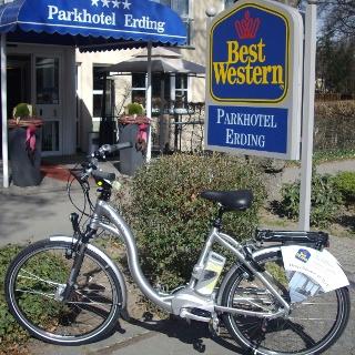 Verleihstation Best Western Parkhotel