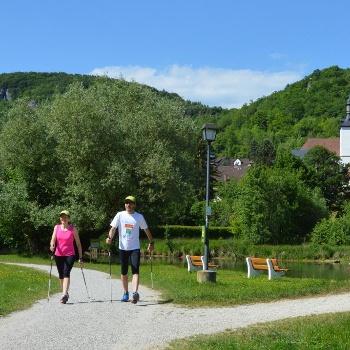 Nordic Walking in Muggendorf
