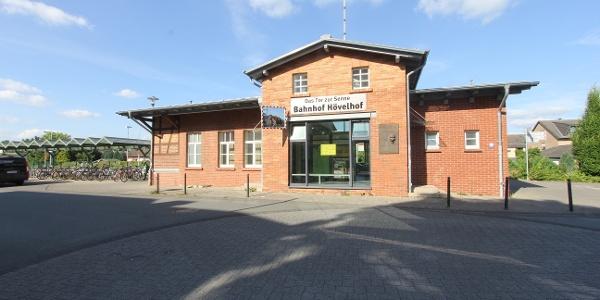 Bahnhof Hövelhof