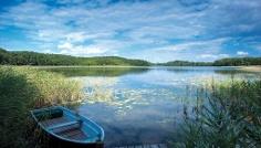 Die wunderschöne Seenplatte