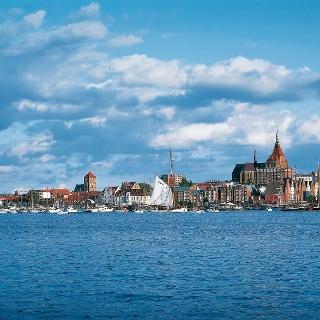 Die Backsteinkirchen der Hansestadt Rostock