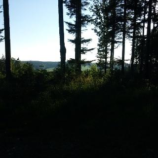 Ausblick vom Richinger Berg