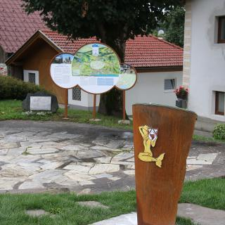 Wanderstartplatz am Dorfplatzl