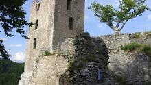 Durch Felsschluchten auf Gebirgssteigen rund um die Neideck ~ Muggendorf - Streitberg