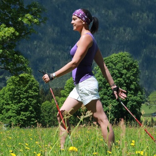 Nordic Walking in Bad Erlach