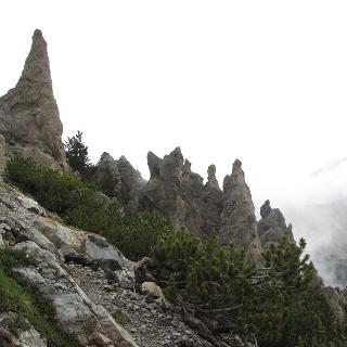 Bei il Jalet oberhalb Süsom Givè