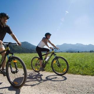 Radfahren im Tölzer Land