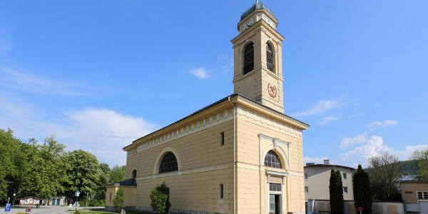 Barbara Kirche Reichenau an der Rax