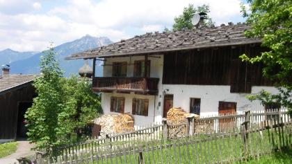 Bauernhaus in Wamberg