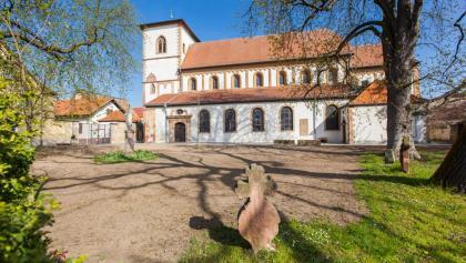 Romanische Basilika in Bechtheim