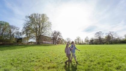 Schlosspark in Worms