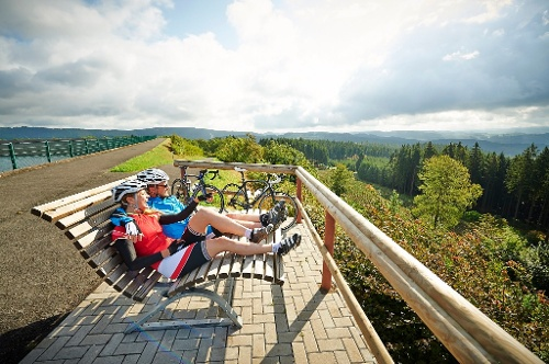 Die schönsten Rennrad-Pässe im Sauerland - Die Glinge