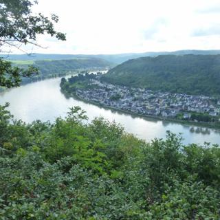 Aussichten auf den Rhein