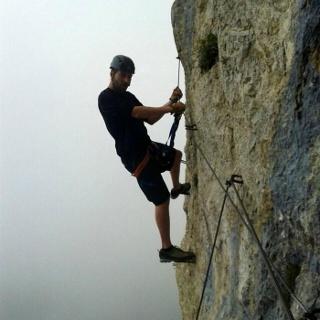 Via Kapf Klettersteig