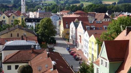 Aussicht vom Ruprechtsberg