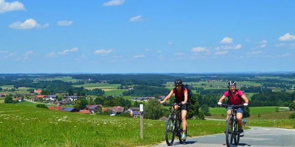 Slowbike Genuss Radfahren von Bad Reichenhall nach Salzburg