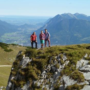 Wandern im Alpspitzgebiet