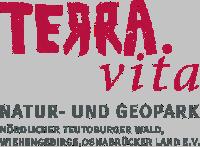 Логотип Natur- und Geopark TERRA.vita