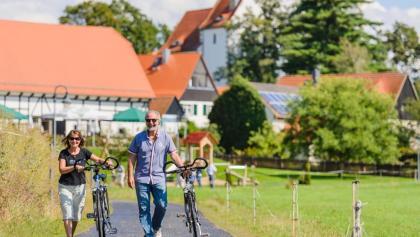 Radfahren in der Region Leipzig