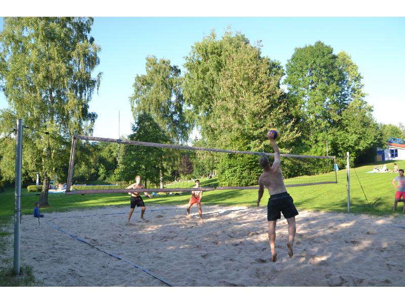 Beachvolleyballfeld Mainhardt   - © Quelle: Gemeinde Mainhardt