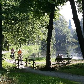 Tiergarten Schloss Raesfeld