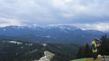 Ausblick vom Zwieselgipfel