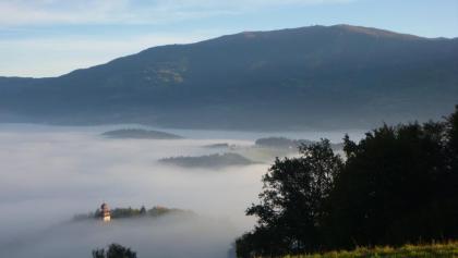 St. Paul im Nebel