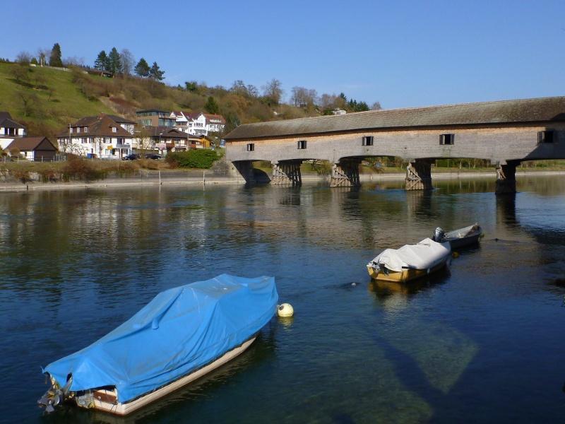 Von Gailingen nach Schaffhausen