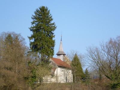 Die Obergailinger Kapelle St. Nikolaus
