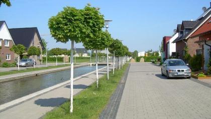 Nordkanal in Viersen (Pfingsten 2010)