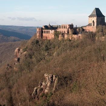 Rureifel, Burg Nideggen