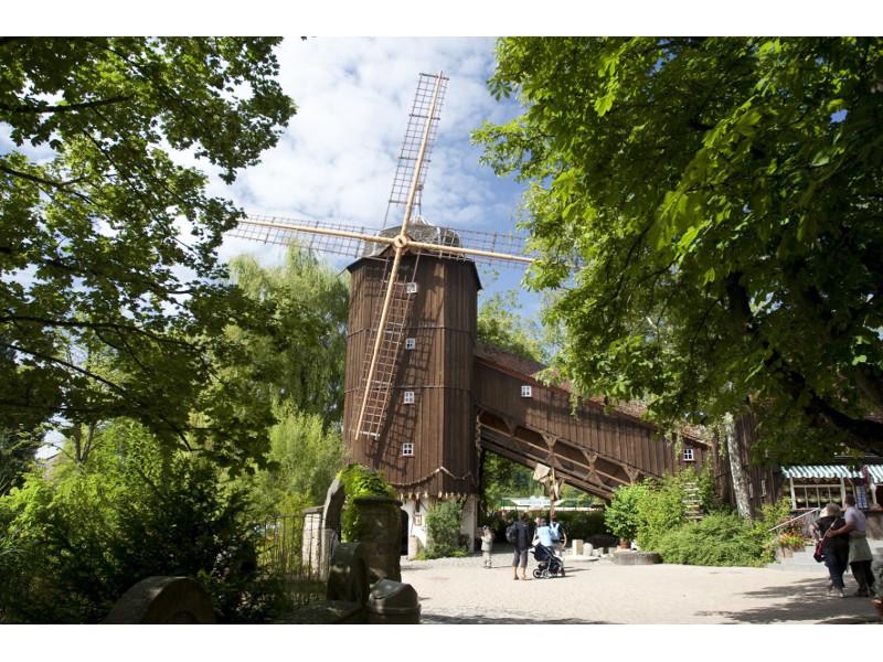 Altweibermühle  - @ Autor: Tripsdrill  - © Quelle: Tripsdrill