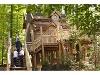 Baumhaus im Erlebnispark Tripsdrill   - @ Autor: Tripsdrill  - © Quelle: Tripsdrill