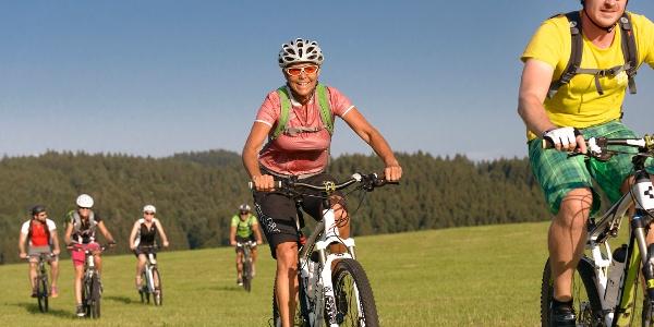 Oberschwaben-Allgäu-Radweg Etappe 1