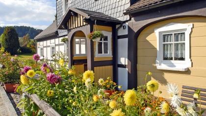 Umgebindehaus am Bergweg