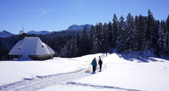 Winter in Schwarzenberg