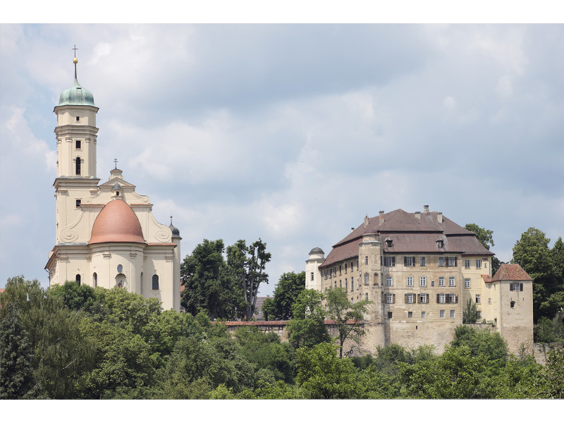 Schloss Hohenstadt  - @ Autor: Silke Rüdinger  - © Quelle: Bürgermeisteramt Abtsgmünd