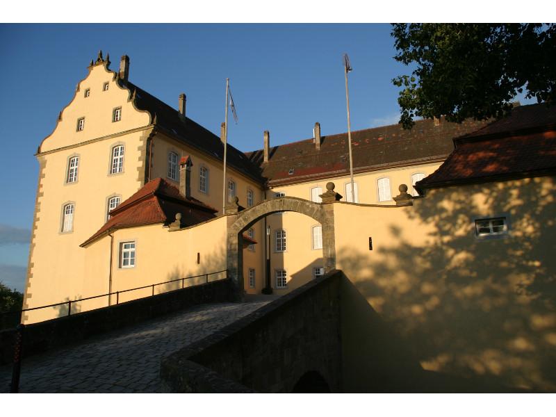 Schloss Untergröningen  - @ Autor: Silke Rüdinger  - © Quelle: Bürgermeisteramt Abtsgmünd
