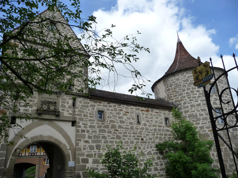 Schloss Obersontheim  - @ Autor: Silke Rüdinger  - © Quelle: Gemeinde Obersontheim