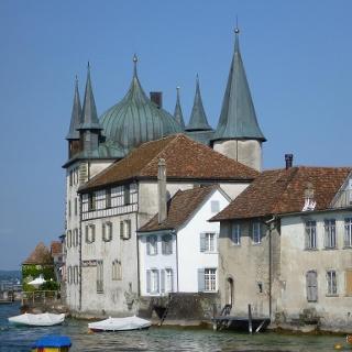 Der Turmhof von Steckborn