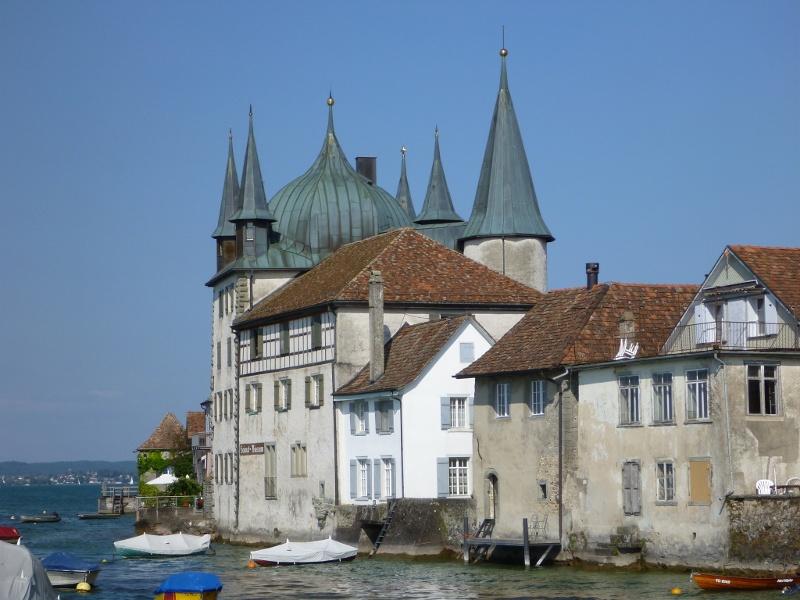 ViaRhenana: von Stein am Rhein nach Steckborn