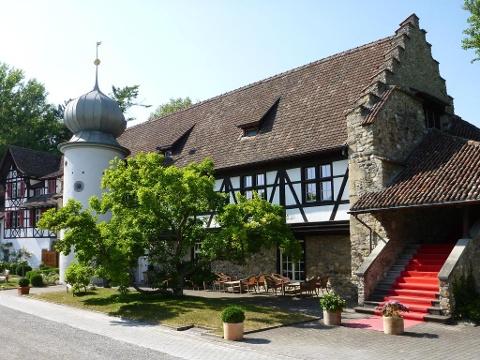 Das See- und Parkhotel Feldbach in Steckborn