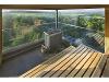 Turmsauna mit herrlichem Blick ins Jagsttal  - @ Autor: Silke Rüdinger  - © Quelle: Mawell Spa Resort